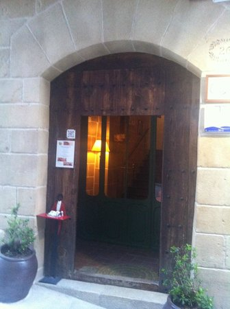 La Casa De Sebastian : Entrada