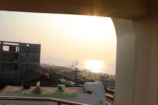 Hotel New Sea Hawk: balcony view