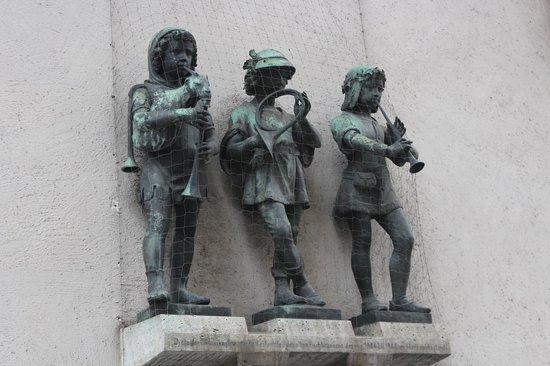 Karls Gate (Karlstor), Múnich