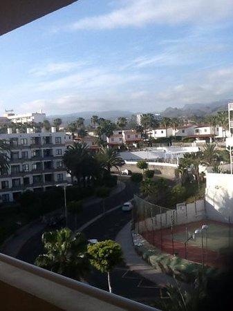 Hotel THe Anamar Suites: bildet tatt fra rommet mot nor