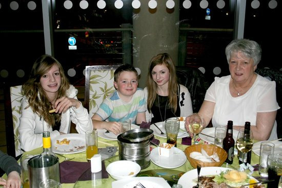 Asiana Fusion Restaurant: Great experience for children and they are made most welcome