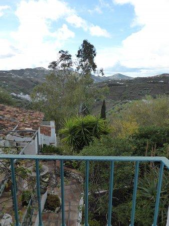 Hotel Finca el Cerrillo: View from our room