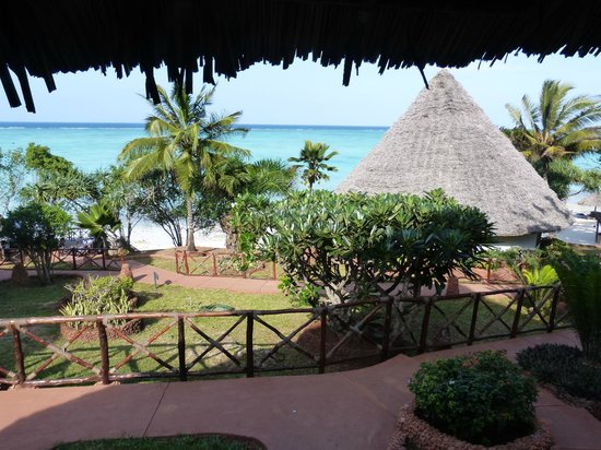Ras Nungwi Beach Hotel : view from chalet