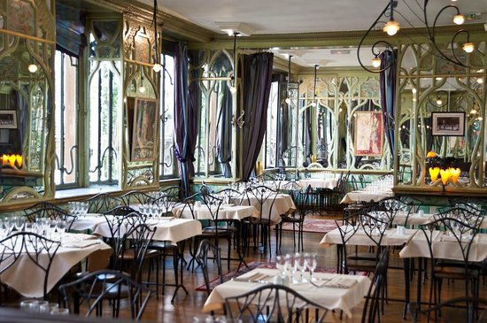 Photo of French Restaurant Bouillon Racine at 3, Rue Racine, Paris 75006, France