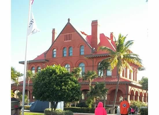 Old Town Trolley Tours Key West : Custom House