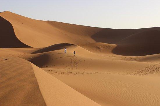 Arib Voyages Day Tours : dunes de Zahar