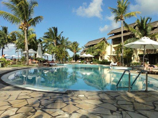 Veranda Paul & Virginie Hotel & Spa: deuxième piscine