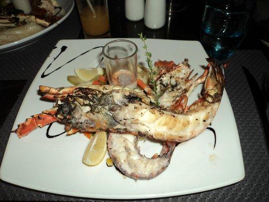 Veranda Paul & Virginie Hotel & Spa: mardi et jeudi soirée fruit de mer ou langoute grillé