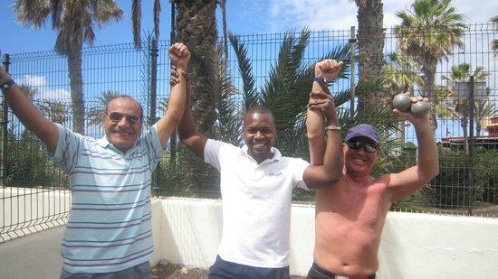 H10 Las Palmeras: Victory!!