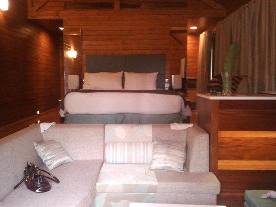 The Tamara Coorg: luxury room