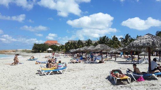 LABRANDA Varadero Resort: Playa del Hotel