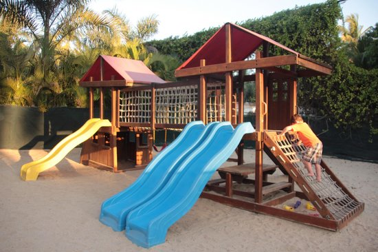 Playground In Kids Club Picture Of Marival Resort