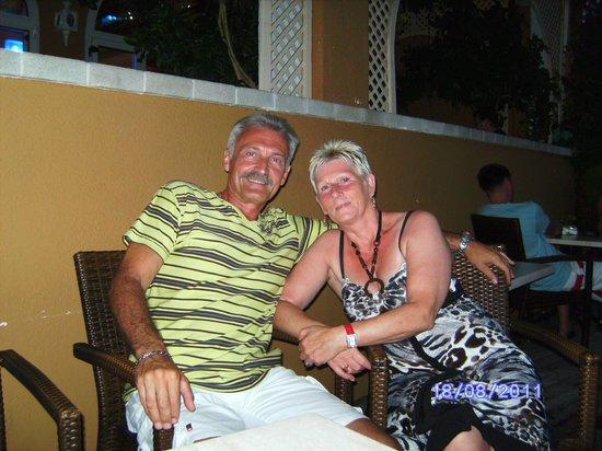 Mundial Club Hotel : met vriend