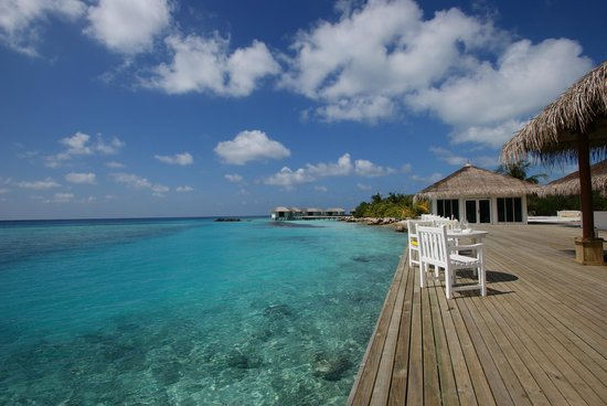 Cinnamon Dhonveli Maldives: Rehendhi Terrace