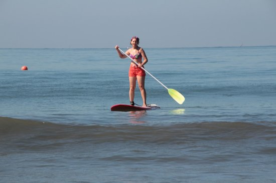 Marival Resort & Suites: Stand up paddleboards for rent