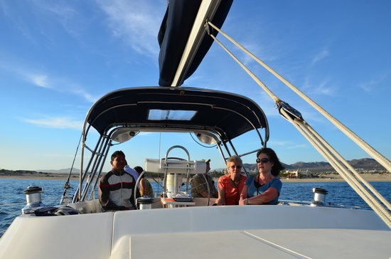 Cabo Sailing Ocean Adventures: Captain Ulysses!