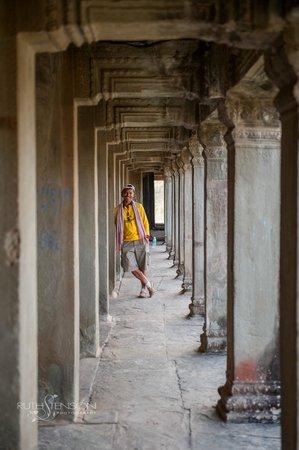Angkor Guide Sopanha Private Tours: Sopanha our Tour Guide
