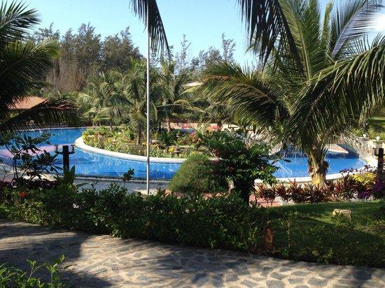 Dessole Sea Lion Beach Resort & Spa - Mui Ne: Территория