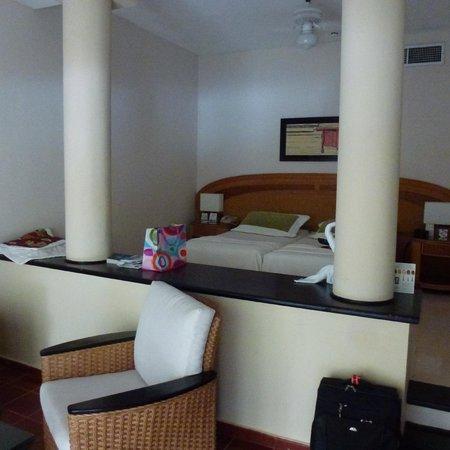 Bavaro Princess All Suites Resort, Spa & Casino: la chambre