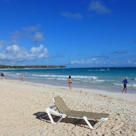 Bavaro Princess All Suites Resort, Spa & Casino: la plage