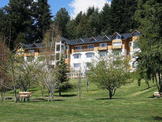 Villa Huinid Resort & Spa: vista hotel Villa Huinid