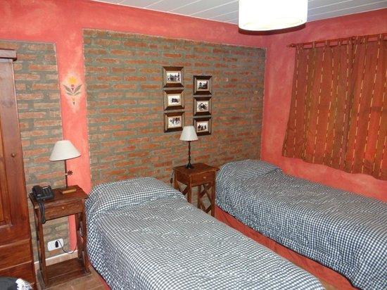 Hosteria Kau Kaleshen: quarto