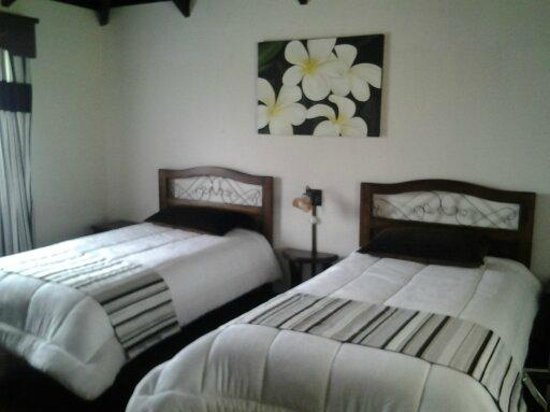 Chuquiragua Lodge & Spa: Doble and triple rooms individually decorated