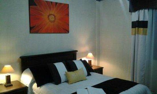 Chuquiragua Lodge: Doble room with cosy decoration