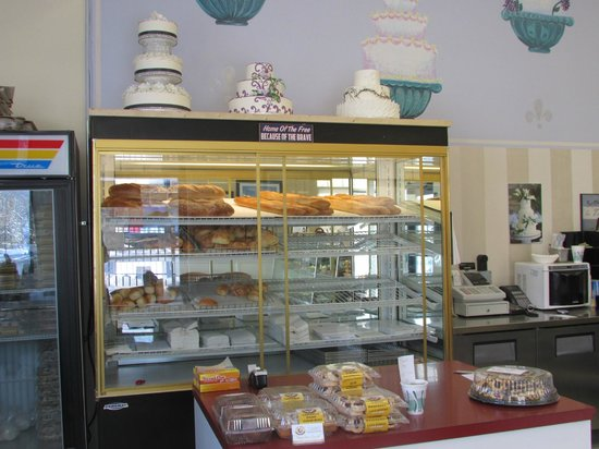 Lake George Baking Company: Yum and more Yum... thanks for the hot pastries and coffee for breakfast