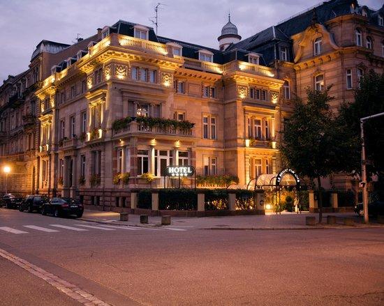Regent Contades : L'Hotel