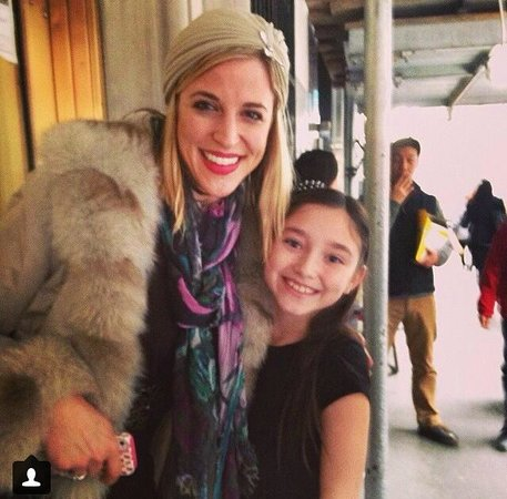 Shop Gotham NYC Shopping Tours: Our guide Melanie and a happy little shopper