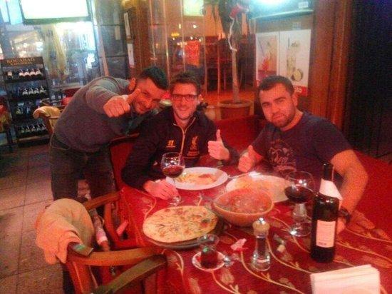 Shadow Cafe & Restaurant : Istanbul 2014