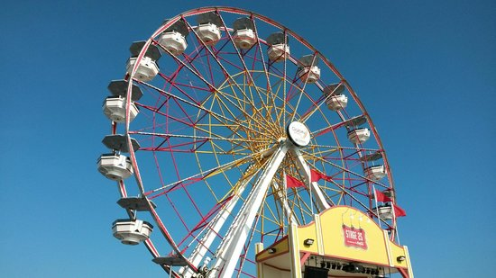 Country Inn & Suites By Carlson, Galveston Beach: Ride at Pleasure Pier