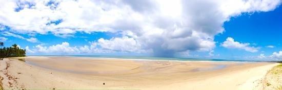 Maisha Chalet: panoramic desert beach