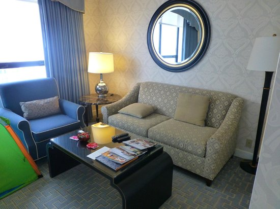 The Ritz-Carlton, Chicago: Our Living Room