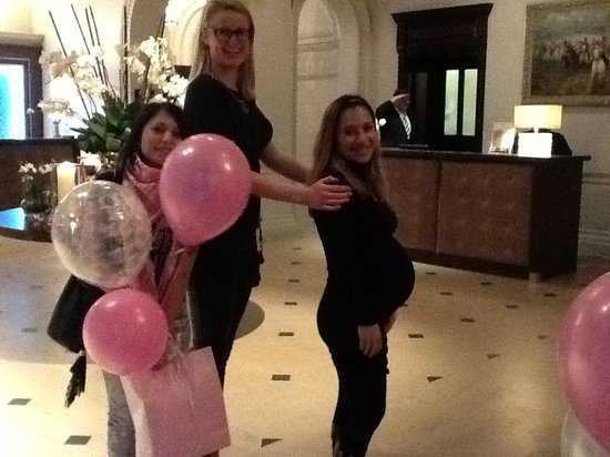 Baby Shower @ The Royal Horseguards