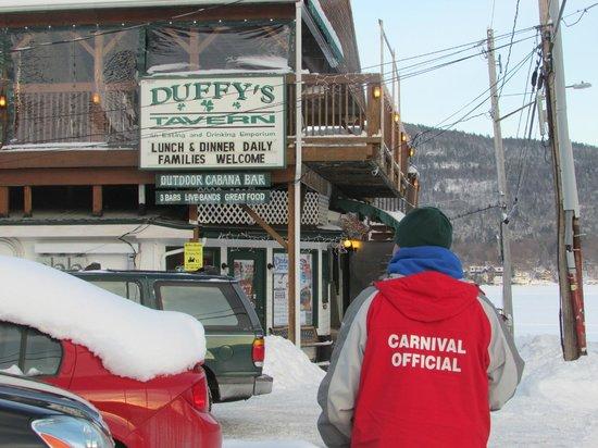 Duffy's in winter