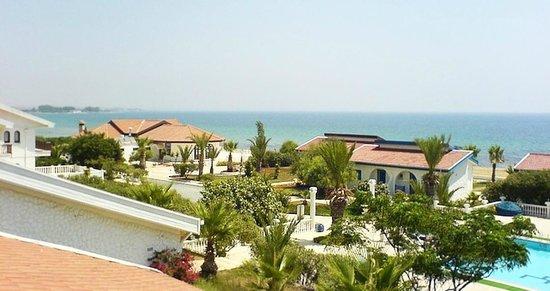 Long Beach Resort: Aerial view of the Resort