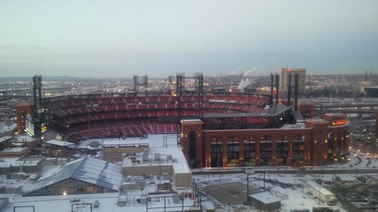 Hilton St. Louis at the Ballpark: Busch Stadium