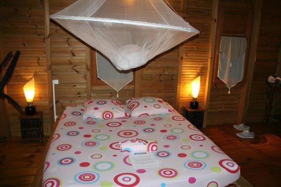 Au jardin des colibris : Le lit
