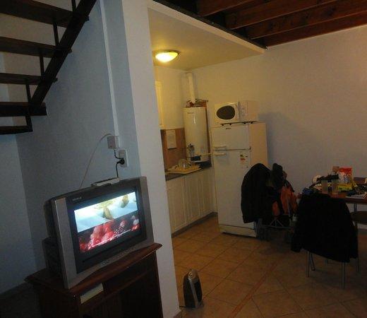 Aires del Rosario Apart Hotel : COCINA