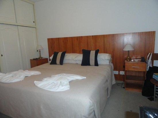 Aires del Rosario Apart Hotel : DORMITORIO PLANTA ALTA