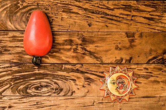 La Pepita de Maranon: Decoration