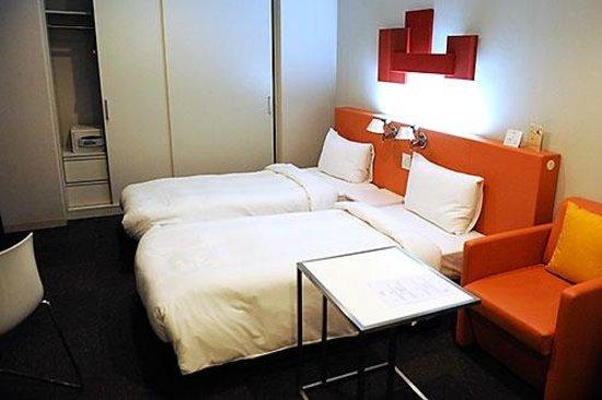 Citadines Shinjuku Tokyo: Beds at Citadines