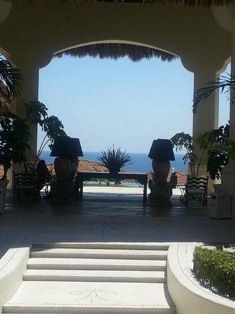 Quinta Real Acapulco: Entree
