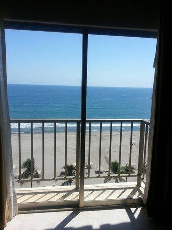 Quinta Real Acapulco: La mer