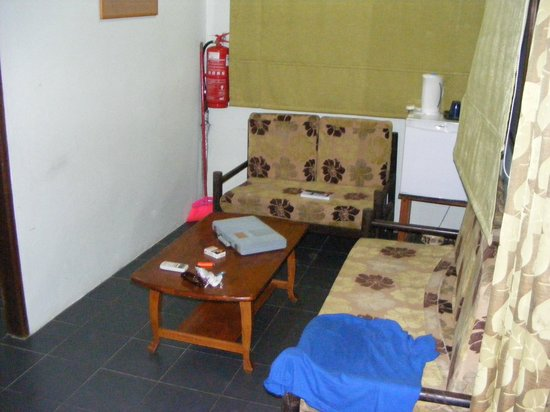 Permai Rainforest Resort : sitting room