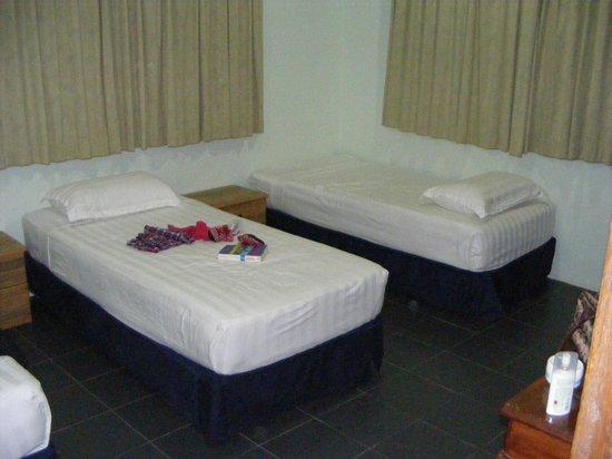 Permai Rainforest Resort : bedroom