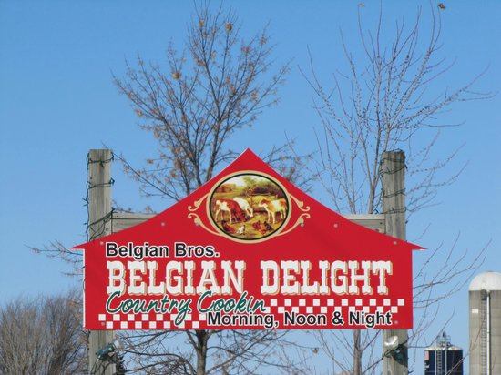 Belgian Delight: Definitely a Delight!