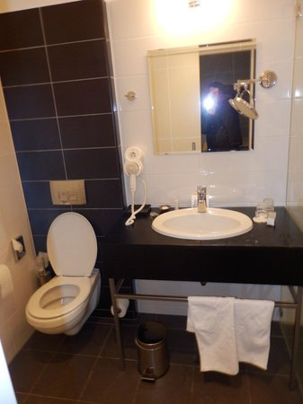 Arthotel ANA Prime: salle de bain
